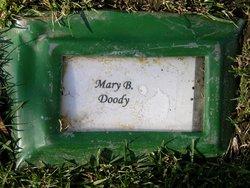 Mary Belle <I>Fletcher</I> Doody