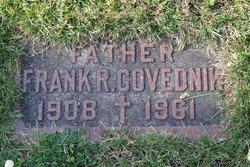 Frank R Govednik