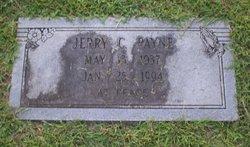 Jerry C. Payne