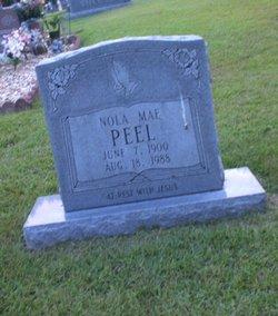 Nola Mae Peel