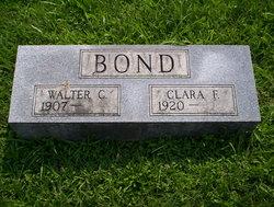 Clara F Bond