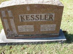 Alma C Kessler