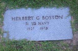 Herbert G. Boston