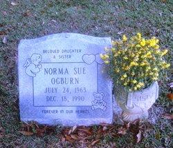 Norma Sue Ogburn