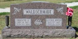 Lucile <I>Kron</I> Waldschmidt