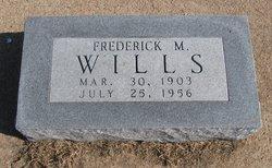 Frederick M. Wills