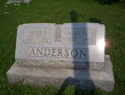 Samuel T Anderson