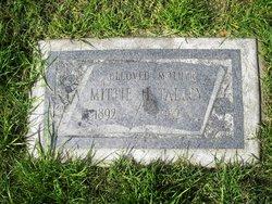 Mittie Helen Talley