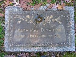 Alma Mae Dinwiddie