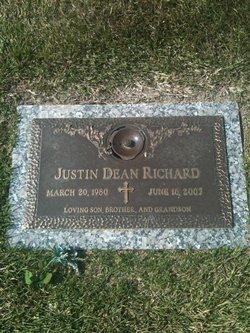 Justin Dean Richard