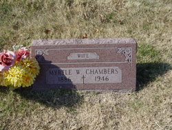Myrtle W. Chambers