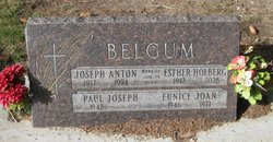 Eunice Joan Belgum