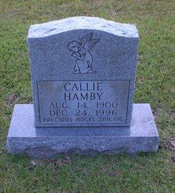 Callie Hamby