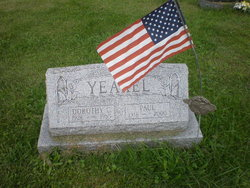 Dorothy C. <I>Niederer</I> Yeakel