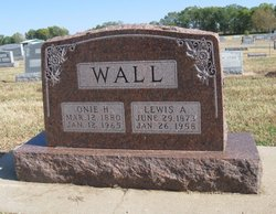 Lewis A. Wall