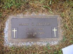 Mary Catherine <I>Dudenhoeffer</I> Jaegers