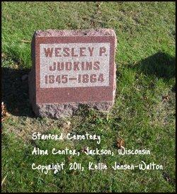 Wesley P Judkins