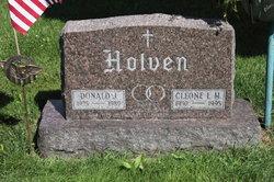 Cleone Lois Marie <I>Mahlum</I> Holven