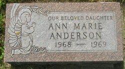 Ann Marie Anderson