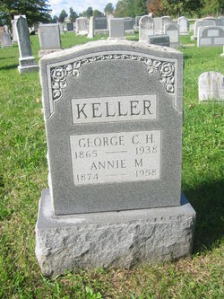 Annie M Keller