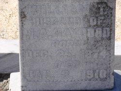 William T Haygood