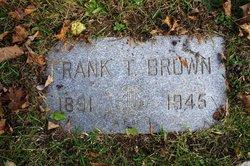 Frank Thomas Brown