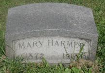 Mary Harmer
