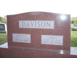 Mildred Davison