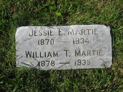Jessie Evelyn <I>Bonnell</I> Martie