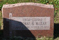 Thomas G. McLean