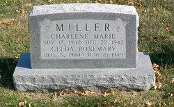 Cleda Rosemary Miller