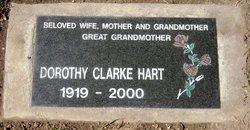 Dorothy <I>Clarke</I> Hart