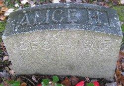 Alice H. Holden