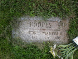 Winifred M. Hoopes