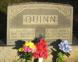 Isabel <I>Jones</I> Quinn