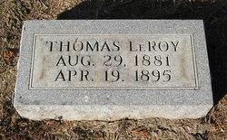 Thomas LeRoy