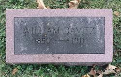William Davitz