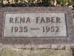 Rena Faber