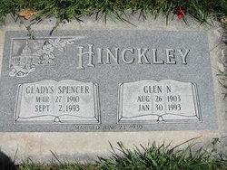 Gladys <I>Spencer</I> Hinckley