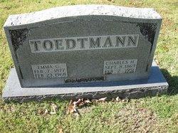 Charles L Toedtmann
