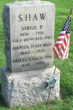 Orpha O <I>Doolittle</I> Shaw
