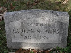 Carolyn M. Owens