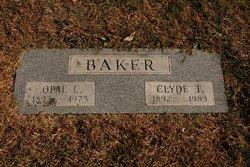 Opal L Baker