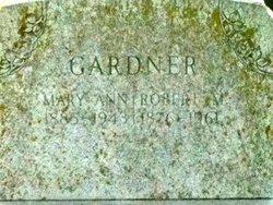 Robert M Gardner