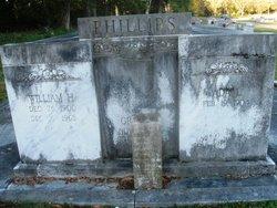 William H Phillips