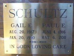 Paul E. Schultz