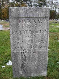 Fanny Badgley