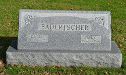 Ora Lee <I>Freet</I> Badertscher