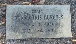 Norma Iris Burgess