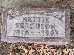 Nettie May <I>Dunbar</I> Ferguson